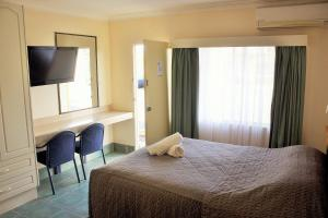 Town Centre Motel, Motely  Leeton - big - 8