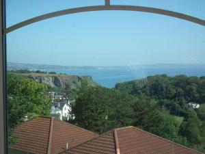 Channel View Apartment in Torquay, Devon, England