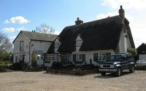 The White Horse Inn in Withersfield, Suffolk, England