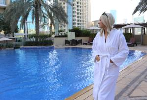 Гостевой дом Ramada Downtown Dubai Deluxe Suites, Дубай
