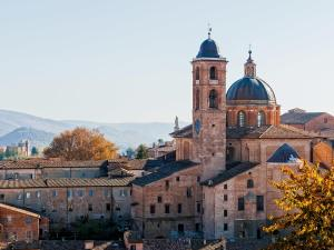 B&B Villa Paradiso, Bed & Breakfasts  Urbino - big - 28