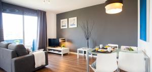Апартамент Feelathome Poblenou Beach Apartments, Барселона