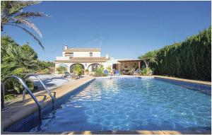 Casa vacanze Four-Bedroom Holiday home Benissa with a Fireplace 04, Benissa