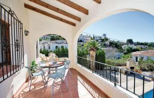 Casa vacanze Four-Bedroom Holiday home Benissa with Mountain View 08, Benissa