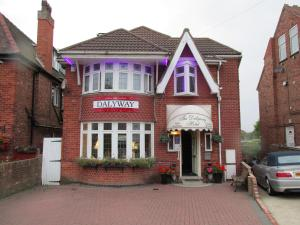 The Dalyway Hotel in Skegness, Lincolnshire, England
