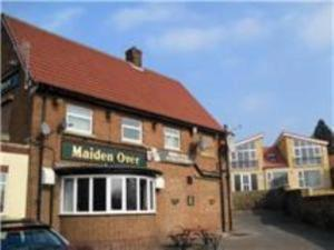 The Maiden Motel in Newcastle upon Tyne, Tyne & Wear, England