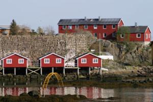 Photo of Kunstnerhuset I Lofoten