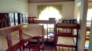 Single Bed in 8- Bed Female Dormitory Room