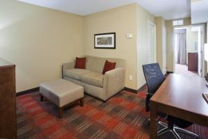 One-Bedroom Suite with Sofa Bed
