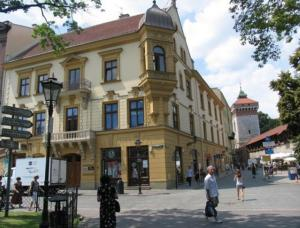 Aparthotel Old City