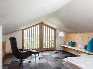 Alpine Lodge Chesa al Parc, Apartments  Pontresina - big - 17