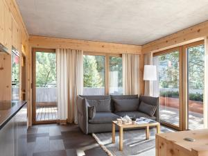 Alpine Lodge Chesa al Parc, Apartments  Pontresina - big - 22
