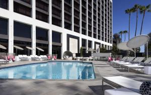 Beverly Hills Marriott, Отели  Лос-Анджелес - big - 31