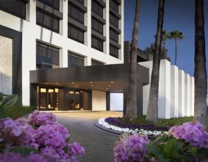 Beverly Hills Marriott, Отели  Лос-Анджелес - big - 30