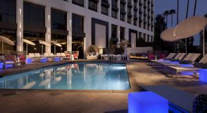 Beverly Hills Marriott, Отели  Лос-Анджелес - big - 27