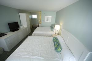Double Room with Two Double Beds - Main Building
