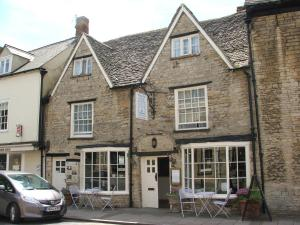 The Blenheim Buttery in Woodstock, Oxfordshire, England
