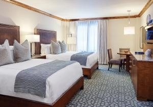 Luxury Room Two Queen Beds