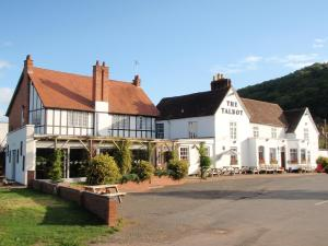 The Talbot in Broadwas, Worcestershire, England