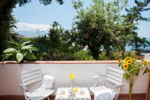 Grand Hotel De Rose, Hotels  Scalea - big - 41