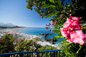 Grand Hotel De Rose, Hotels  Scalea - big - 93