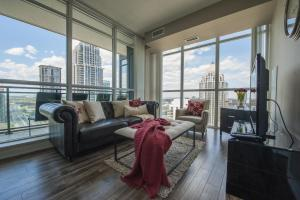 Photo of Accurate Plus Furnished Apartment   Square One Parkside Village