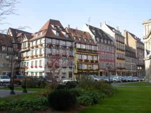Hotel Htel Restaurant Au Cerf d'Or - Strasbourg - Alsace - France