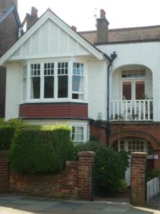 Atwilbury Organic B&B in Hove, East Sussex, England