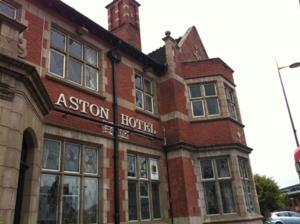 Aston Hotel in Birmingham, West Midlands, England