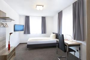 Hotel New In, Hotely  Ingolstadt - big - 9