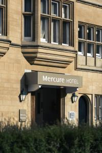 Mercure Oxford Eastgate Hotel - 11 of 33