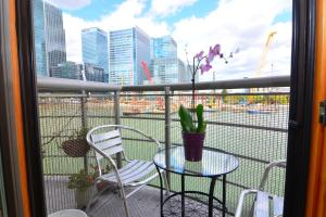 Apartment Wharf - Meridian Place in London, Greater London, England