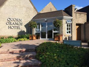 Quorn Grange Hotel in Loughborough, Leicestershire, England