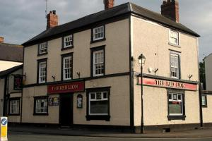 Red Lion Hotel in Tarvin, Cheshire, England