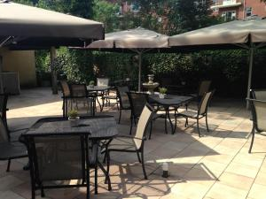 Hotel Restaurant Rodenbach, Hotely  Enschede - big - 27