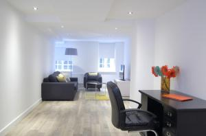 Smart City Apartments Spitalfields in London, Greater London, England