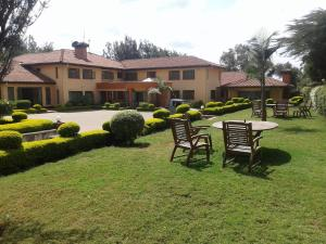 Royal Palatial Gardens, Guest houses  Nairobi - big - 20