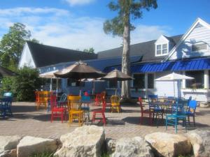 The Lodge at Leathem Smith, Курортные отели  Sturgeon Bay - big - 57