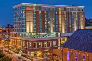 Photo of Hilton Garden Inn Nashville Downtown/Convention Center
