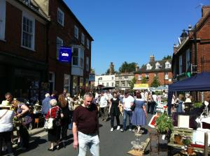 Short Stay Bungay in Bungay, Suffolk, England