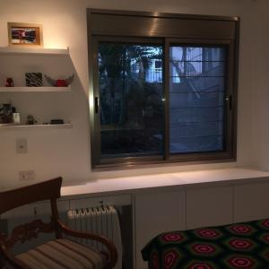 Female Only Single Standard Bedroom with Garden View