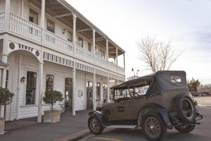 The Martinborough Hotel, Hotel  Martinborough  - big - 26