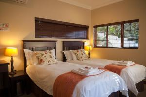Self Catering Double or Twin Room