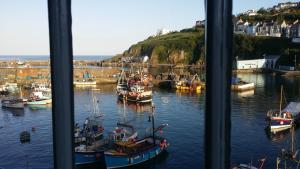 The Sea Hoss in Mevagissey, Cornwall, England