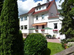 Pension Rheingold Garni, Guest houses  Bad Grund - big - 45