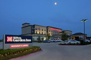 Hilton Garden Inn Ft Worth Alliance Airport, Szállodák  Roanoke - big - 27