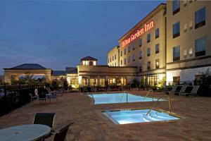 Hilton Garden Inn Ft Worth Alliance Airport, Szállodák  Roanoke - big - 15