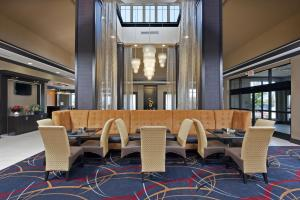 Hilton Garden Inn Ft Worth Alliance Airport, Szállodák  Roanoke - big - 26