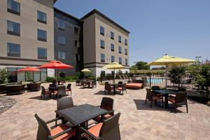 Hilton Garden Inn Ft Worth Alliance Airport, Szállodák  Roanoke - big - 17
