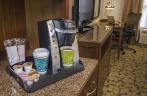 Hilton Garden Inn Ft Worth Alliance Airport, Hotels  Roanoke - big - 4